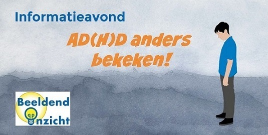 Informatie ADD ADHD beelddenkeb