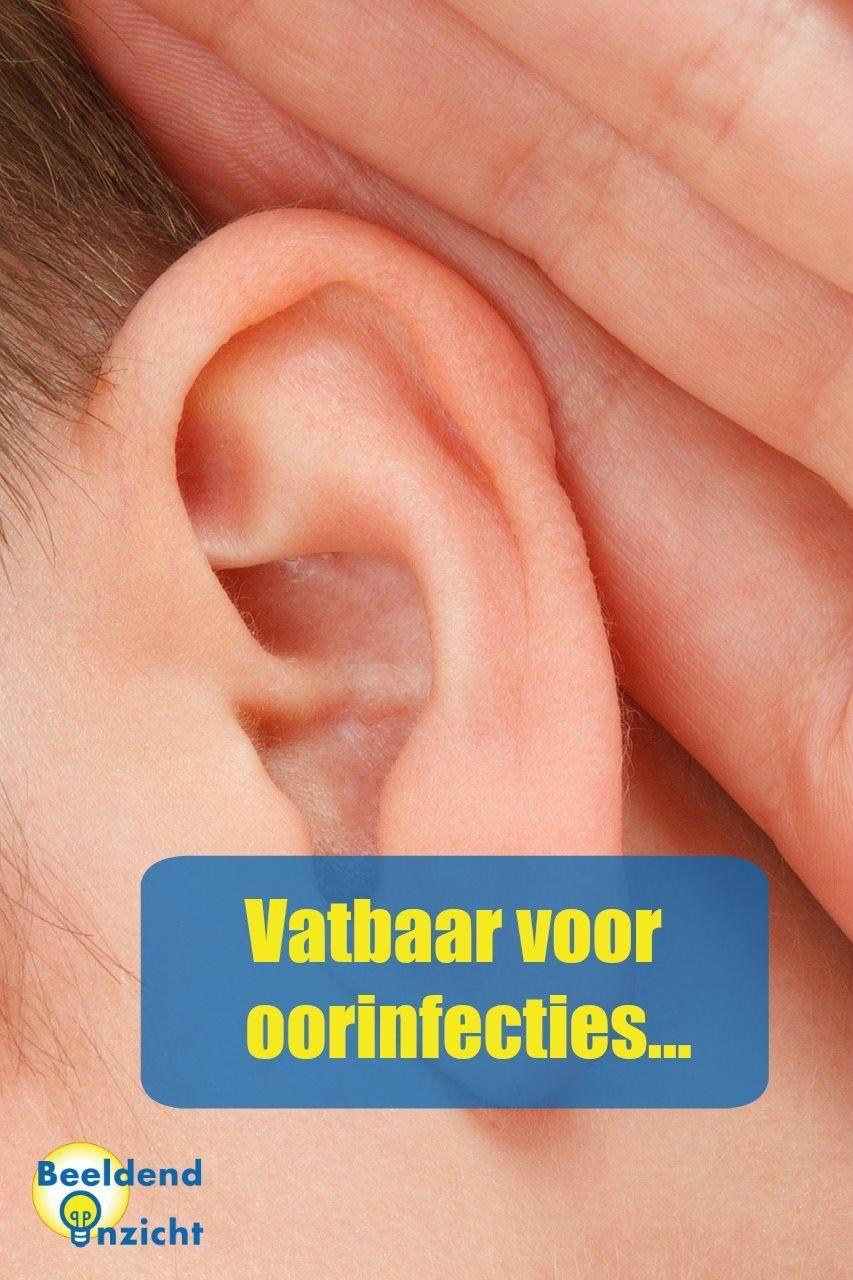 kenmerken beelddenken oorinfectie