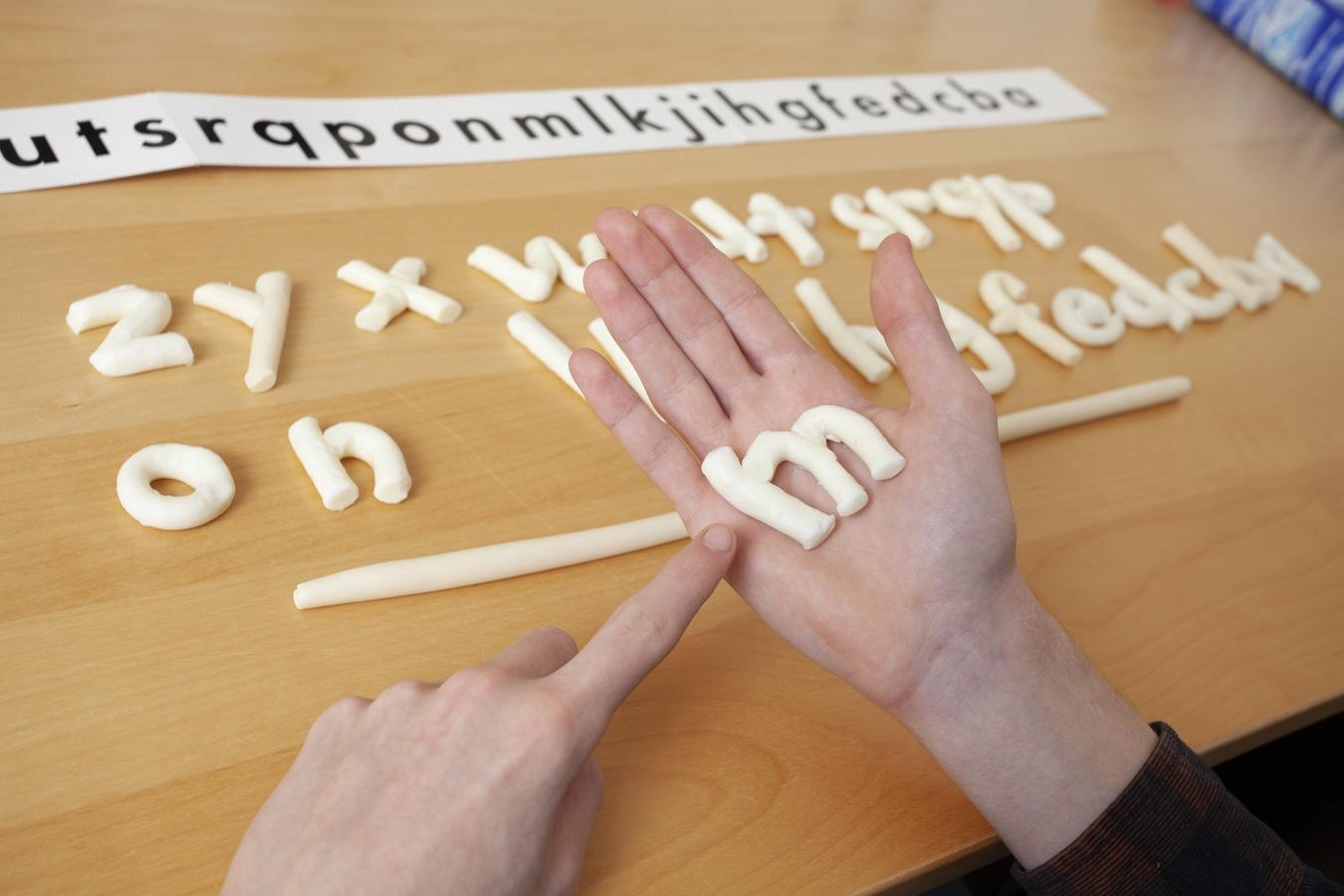 Beeldend Inzicht dyslexie begeleiding